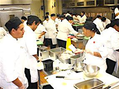 L.A. Hospitality Training Academy in Action