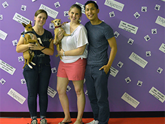 Pawparazzi Dog Spa in Chatsworth Red Carpet Grand Opening