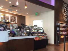 Coffee Bean & Tea Leaf LA Headquarters Shop