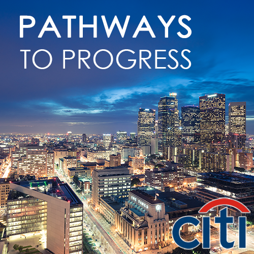 Pathways to Progress, Citi Foundation Program Initiative