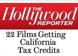 Hollywood Reporter Magazine article headline