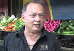 World Harvest Food Bank CEO and Founder Glen Curado