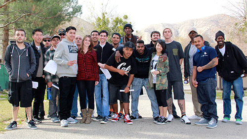 LA Youth from the Anti-Recidivism Coalition (courtesy of antirecidivism.org)