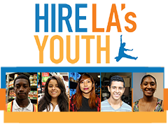 Participants of the HireLA's Youth Summer Employment Program and the future of LA's economy