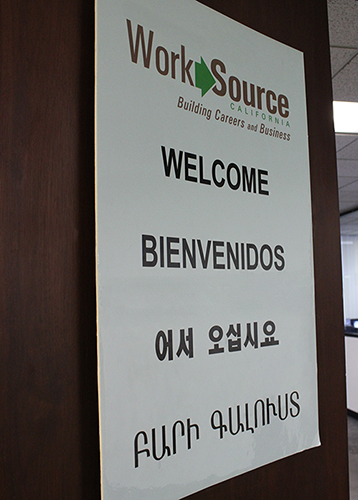Welcome to WorkSource