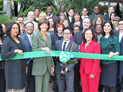 West Los Angeles WorkSource Center Ribbon Cutting
