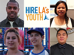 2014 Hire LA's Youth Participant Video