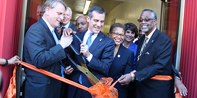 Vernon-Central L.A./L.A. Trade Tech WorkSource Center Grand Opening
