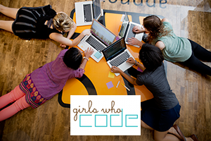 Girls Who Code Summer Immersion Program 2016