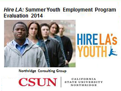 Hire LA's Youth Survey Findings by CSUN