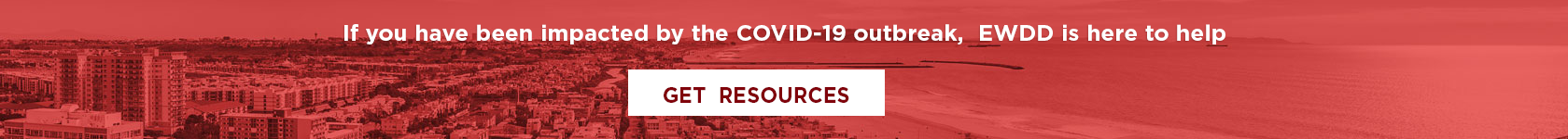 EWDD COVID-19 Pandemic resources