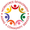 LA County Workforce Development, Aging and Community Services (WDACS) department logo