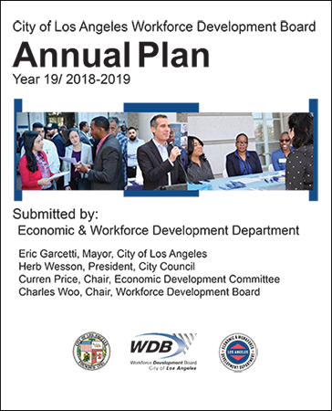 Year 19 Annual Plan Report Cover Page