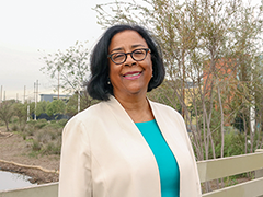 Jan Perry, General Manager of the Los Angeles Economic and Workforce Development Department from 2013 through 2018