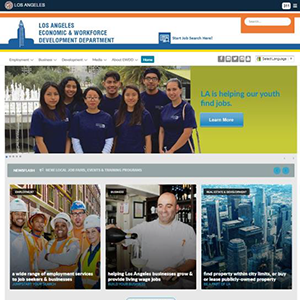 EWDD Unveils Easier-to-Use Website with New Job Events Section, Language Option