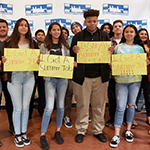 Boyle Heights Technology YSC Welcomes 80 Hire LA's Youth Interns
