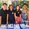 EWDD Hosts Booth at Central Avenue Jazz Festival